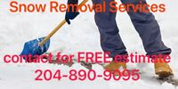 Snow removal for residential