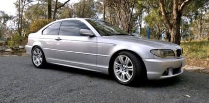 2003 BMW 325ci coupe Bonner Gungahlin Area Preview