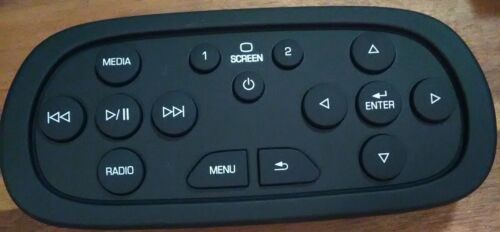 OEM GM DVD Remote 14-17 Yukon Tahoe Suburban Yukon XL Escalade