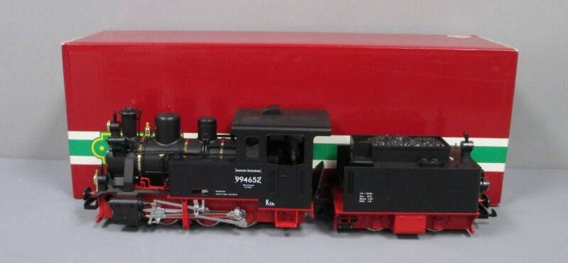 LGB 21261 G Scale German Steam Locomotive & Tender EX/Box