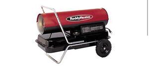 ***Reddy Heater -** 115 000 BTU - portable - - like new