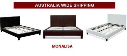FREE DELIVERY PU Leather beds - All sizes Salisbury Brisbane South West Preview