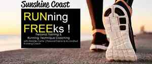 RUN FREEks Fitness Personal Training & Run Technique Coaching Maroochydore Maroochydore Area Preview