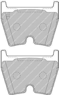 FERODO RACING DS2500 FRONT BRAKE PADS AUDI R8 RS4 RS5 6 FCP1664H SEE DESCRIPTION