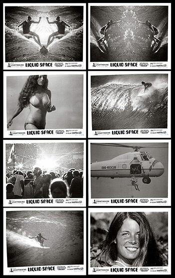 LIQUID SPACE orig 1974 movie still photos MIKE PURPUS/JEFF HAKMAN/OWL CHAPMAN
