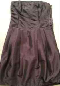 Formal Dark Purple Dress