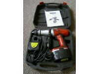 Challenge cordless 24v drill. (spares or repairs)