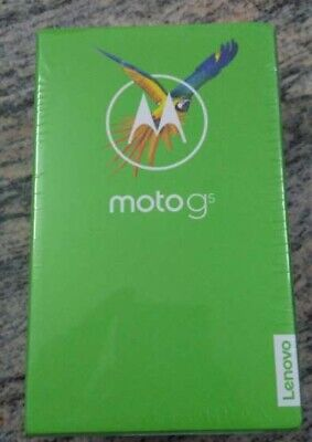 **SEALED** MOTOROLA G5 - 16GB - Grey (Unlocked) SIMFREE BRAND NEW UK STOCK