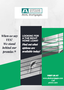 Need your Mortgage Approved? Look no further!