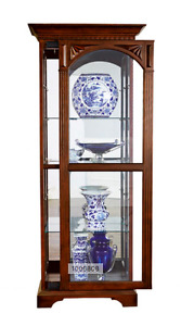 Penworth Curio Cabinet by Bombay- INITIAL VALUE OF $1499.00