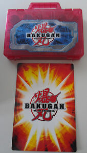 Bakugan's plus hand launcher
