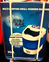 Petite Machine a Laver Bubble Magic
