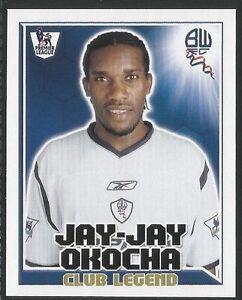 Topps-2011-Premier-League-136-BOLTON-WANDERERS-JAY-JAY-OKOCHA