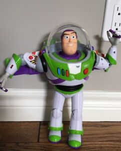 BUZZ. LIGHTYEAR FROM TOY STORY USED