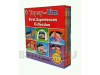 10 new Topsy and Tim books
