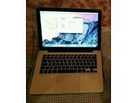 Macbook pro mid 2012 good condition