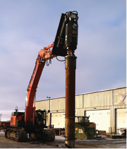 Anchor (screw pile) and Auger drives and accessories
