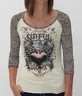 Sinful By Affliction Multi-Colored Tops for Women