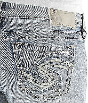 Low Rise Bootcut Womens Jeans - Womens Silver Jeans Light Super Low Rise Tuesday Bootcut 24 25 26 27 28 29 30