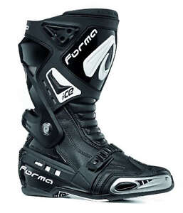 Forma ICE mens road racing motorcycle boots