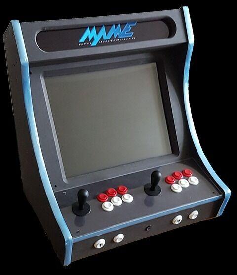 MAME Bartop PRO Arcade Machine inc. Sony PS2 SNES N64 Sega ...