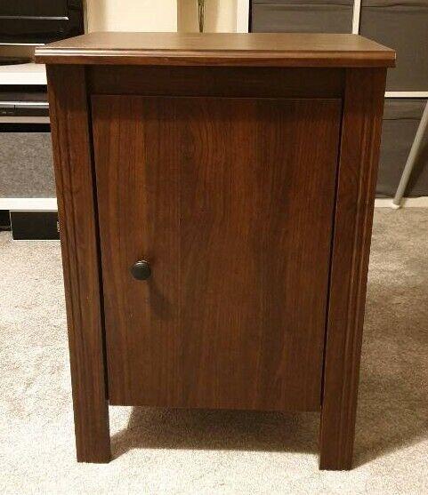 the latest e31c3 d1758 Dark Oak bedside cabinet   in Hazel Grove, Manchester   Gumtree