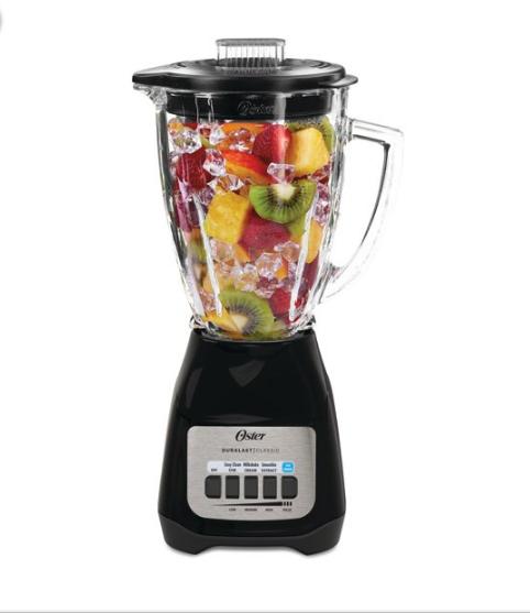 NEW Oster Classic Series 5-speed Blender - Blending Fruits,