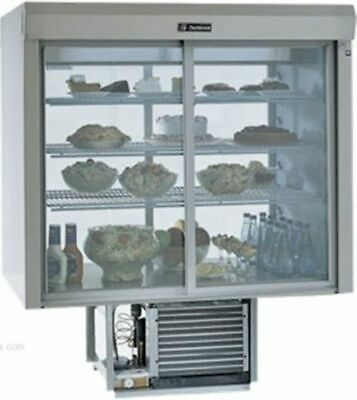 New Delfield 48 Drop-in Pass Through Refrigerated Display Case