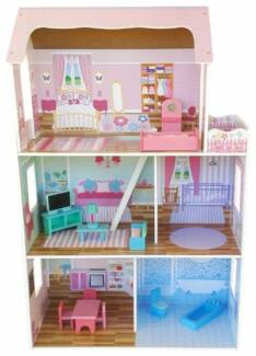 New!!! Dolls House / Dollhouse perfect for Barbie
