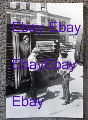 Vintage 1967 Raybert Original Gene Trindl PHOTO- MONKEES~Davy Jones,Peter Tork