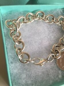 Return to Tiffany & Co. heart bracelet. Queenstown Port Adelaide Area Preview