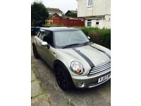 Mini Cooper 1.6 Petrol (Chilli Pack)