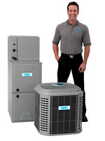 Furlong HVAC Services Inc. Heating Ventilation Air Conditioning