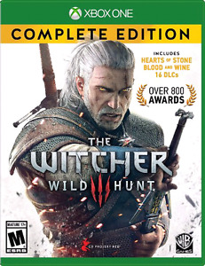 Witcher 3: Edition Complete