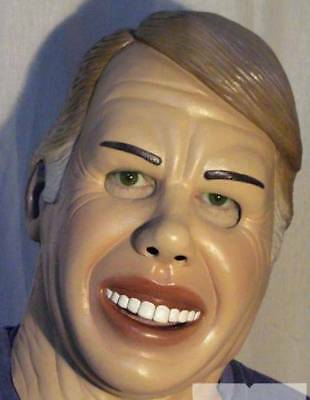 JIMMY CARTER LATEX MASK Costume Prop Halloween Point Break President - NOT CHINA](Point Break Costumes)