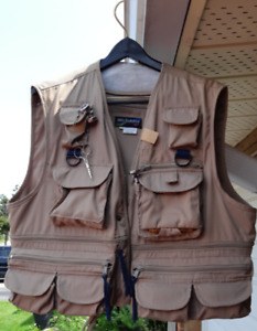 Fishing Vest - with Accessories