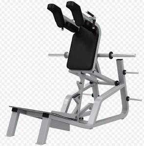 NEW eSPORT Super Squat E1065B Heavy Duty Commercial in stock (silver frames black pads)