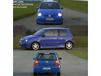 VW lupo ABT Breaking