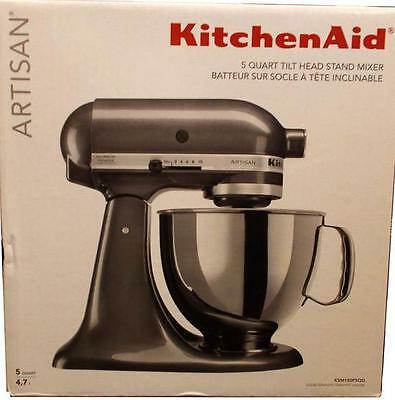 KitchenAid KSM150PS Artisan 5qt. Stand Mixer-Red Color Brand New