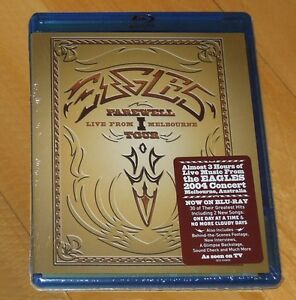 The Eagles (blu-ray)