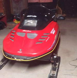 Trade ski doo for project car or truck