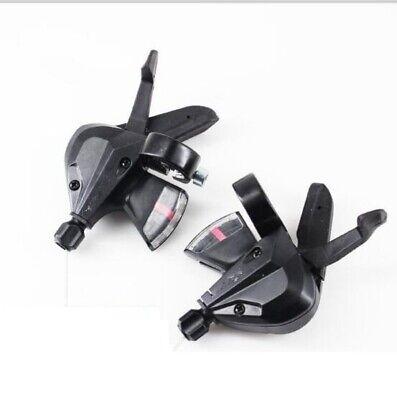 Palancas de Cambio de Bicicleta SL-M310 para Shimano Altus de 3x8 Velocidades...
