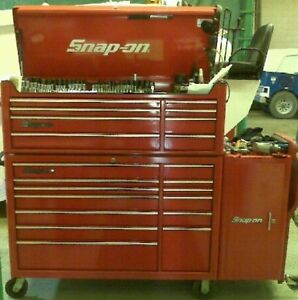 SNAP ON TOOLBOX FORSALE OR TRADE