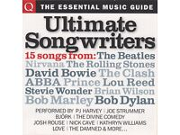 Various – Ultimate Songwriters Label: Q Magazine – QULTSONGSEP04 Format: CD, Compilation for sale  Dundee