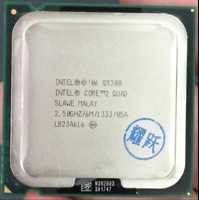 Intel Core 2 Quad Q9300 Q9400 Q9550 Q9650 Q9505 LGA775 Desktop CPU