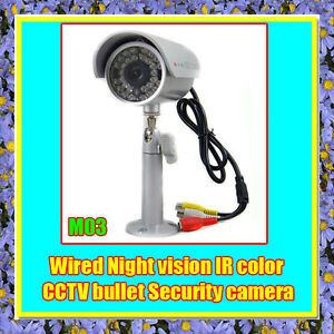 1-3-CMOS-IR-LED-Night-Vision-Outdoor-Audio-color-Security-CCTV-Bullet-camera