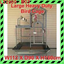 Large Heavy Duty Bird Cage Rosewater Port Adelaide Area Preview