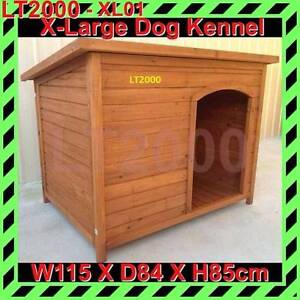 TIMBER DOG KENNEL Rosewater Port Adelaide Area Preview