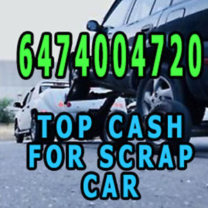 WE PAY MORE !!Scrap Vehicle/ Car Removal...FREE TOW!!!!