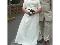 Tiffany and co wedding designer dress